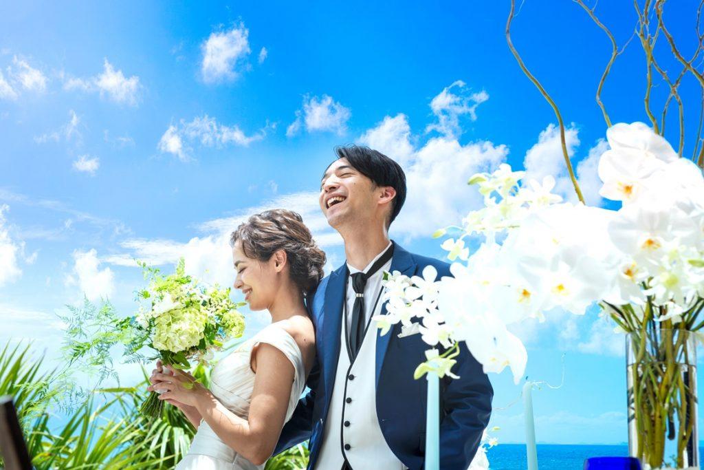 【沖縄の海が見える!】リゾートウェディング相談会