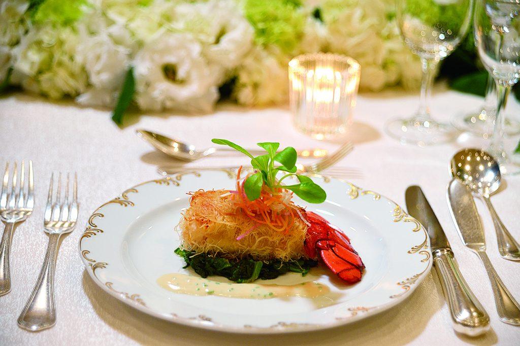 【テラスウエディングをご体感♡】ナハテラス婚礼料理試食会